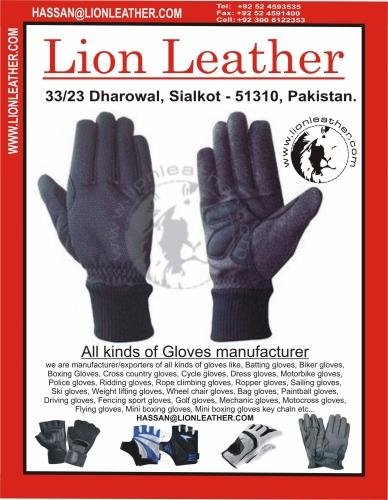 Products | Lion Leather